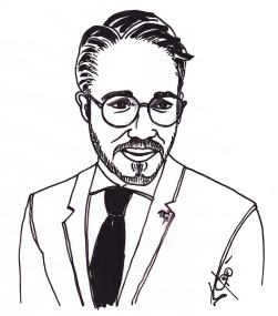 Matteo 1 con occhiali