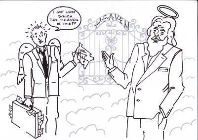 Vignetta HEAVEN
