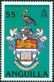 Anguilla stamp