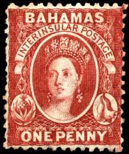 Stamp_Bahamas_1863_1p