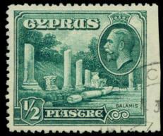 cyprus stamp